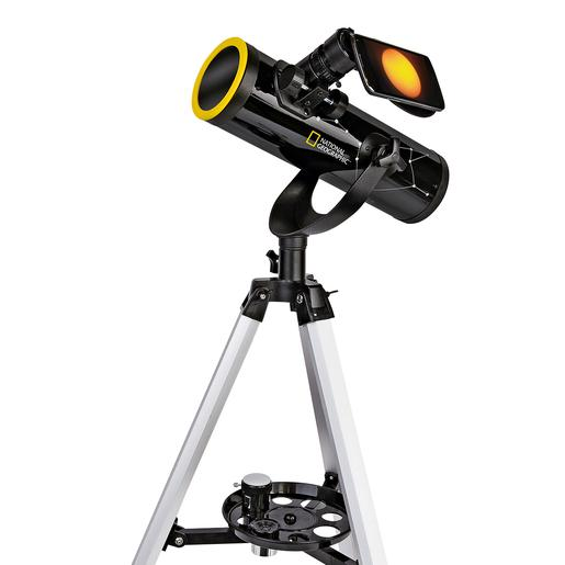 National Geographic - Telescopio con Filtro Solar