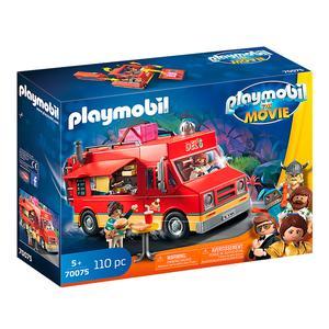 Playmobil – Food Truck Del's Playmobil The Movie – 70075