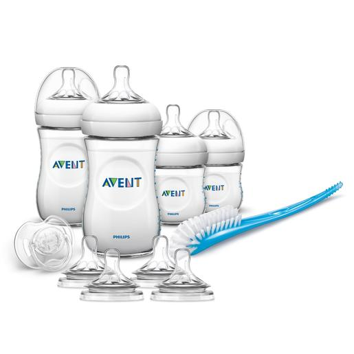 Philips Avent - Set Primeros Comienzos Natural - D301/01