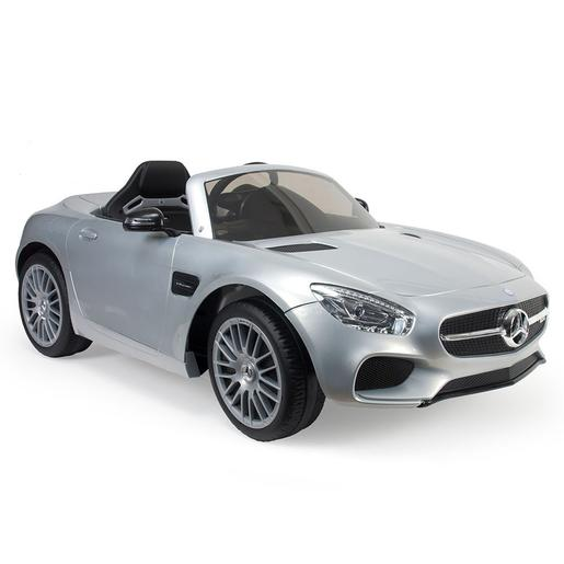 Injusa - Coche Mercedes AMG 6V Gris