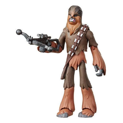 Star Wars - Chebwacca Figura 13 cm Galaxy of Adventures