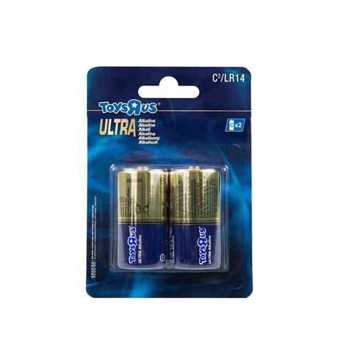 Ultra - Pack 2 Pilas C Ultra Alcalinas