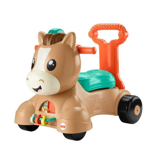Fisher Price - Andador Pony