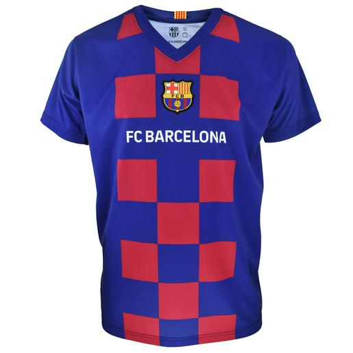 FC Barcelona - Camiseta Fan 2019/2020 Talla XL