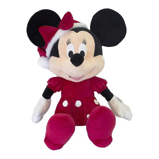 Minnie Mouse - Peluche Minnie Mouse de Navidad