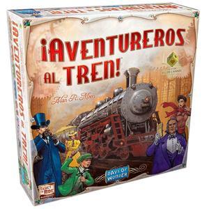 ¡Aventureros al Tren! – Juego de Mesa