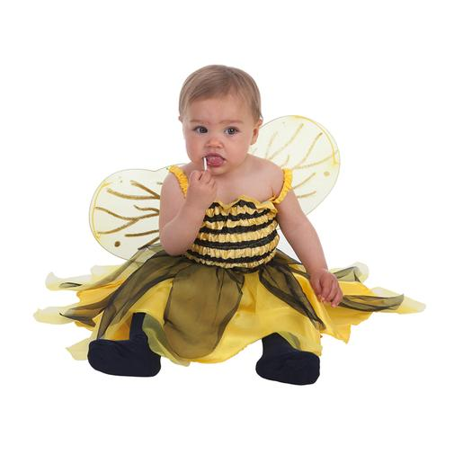 Disfraz Bebé - Abejita 0-12 Meses