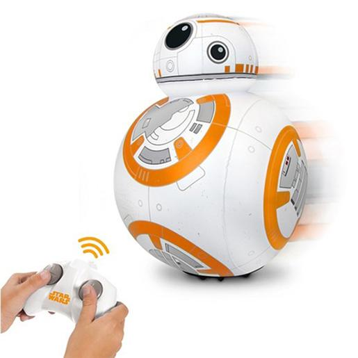 Star Wars - BB-8 Hinchable Radiocontrol con Sonido
