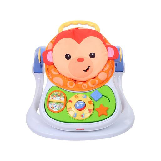 Fisher Price - Andador Mono 4 en 1