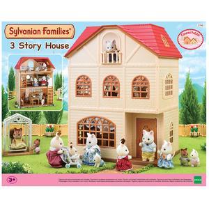 ToysRus Sylvanian Families - Casa de 3 Plantas