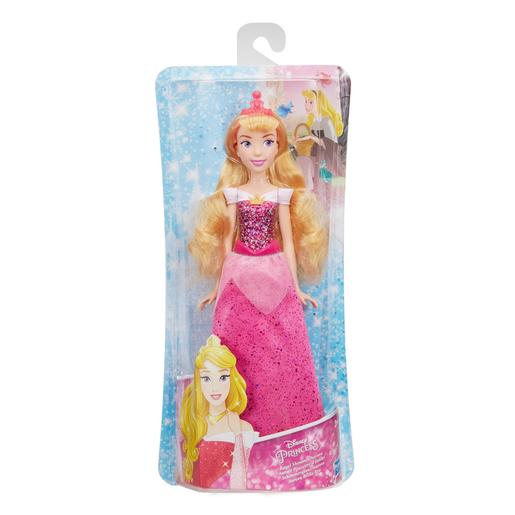 Princesas Disney - Aurora - Muñeca Brillo Real