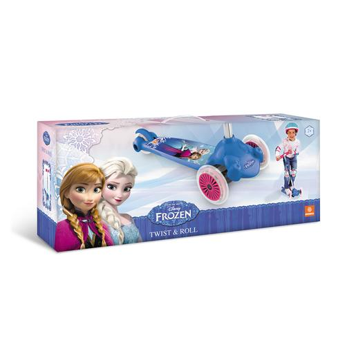 Frozen - Patinete Twist & Roll