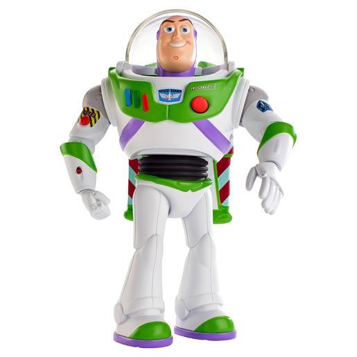 Toy Story 4 - Buzz Lightyear - Superguardián Andarín