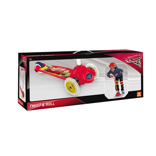 Cars - Patinete Twist & Roll Cars 3