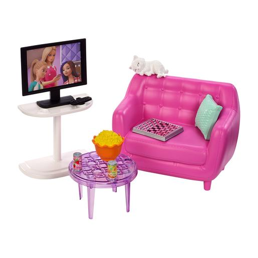 Barbie - Pack de Muebles