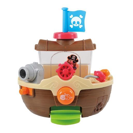 Playgo - Barco Pirata para el Baño