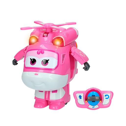 Super Wings - Dizzy Transformable Radiocontrol
