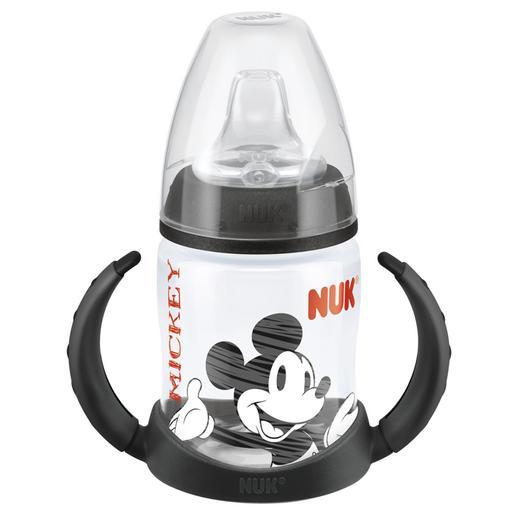 Nuk - Mickey Mouse - Biberón Cuello Ancho 150 ml (varios modelos)