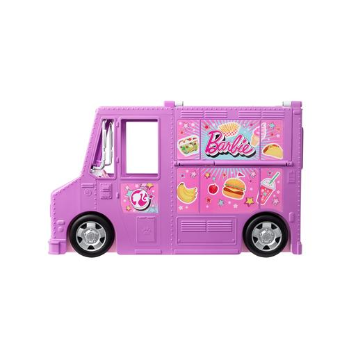 Barbie - Camioneta de Comida de Barbie