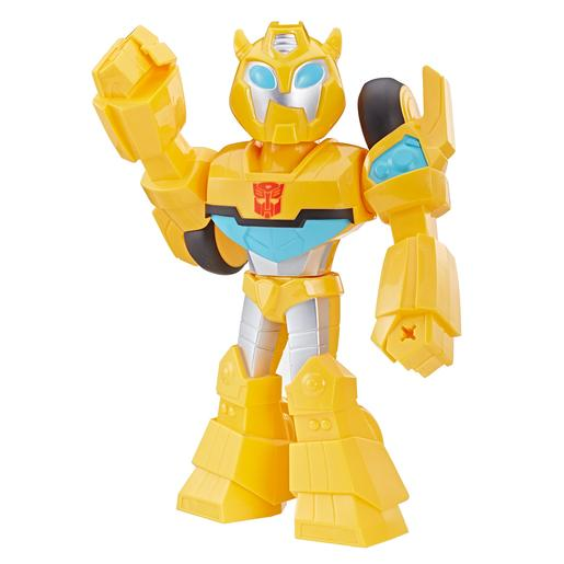 Transformers - Bumblebee - Figura Rescue Bots Academy Mega Mighties
