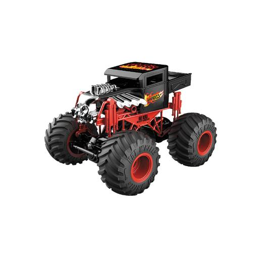 Hot Wheels - Radiocontrol Monster Truck Bone Shaker