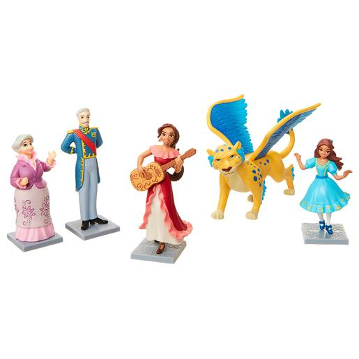 Disney Elena de Avalor - Pack 5 Figuras