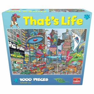 That's Life – Nueva York puzzle 1000 piezas