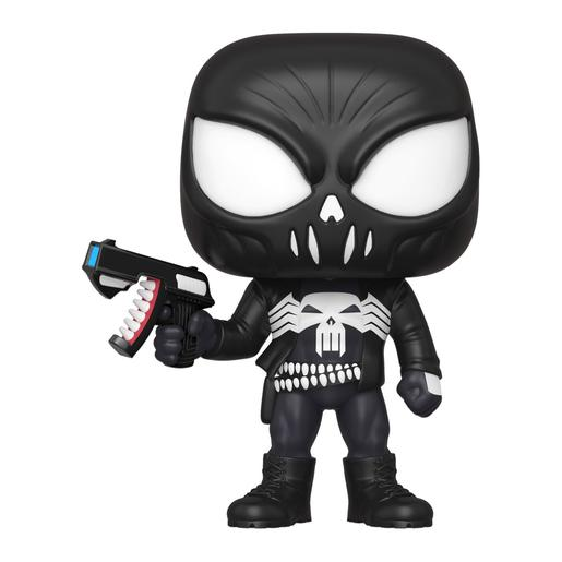 Venom - Venomized Punisher - Figura Funko POP