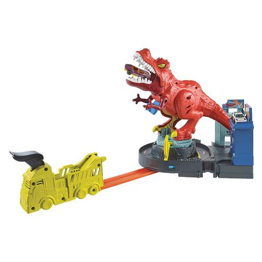 Hot Wheels - T-Rex Rampage