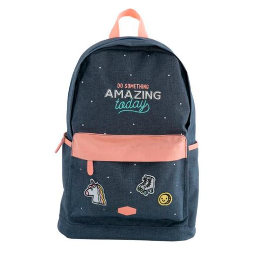 Mr. Wonderful - Do Something Amazing Today - Mochila