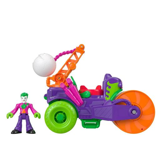 Fisher Price - Imaginext DC - Apisonadora del Joker