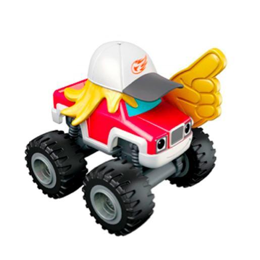 Fisher Price - Blaze Ruedas con Barro - Vehículo Blaze y los Monster Machines (varios modelos)