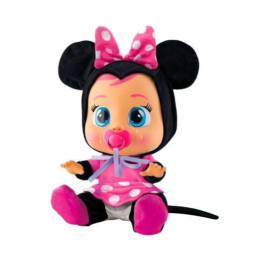 Bebés Llorones - Bebé Minnie Mouse