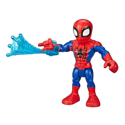 Spider-Man - Figura Super Hero Adventures