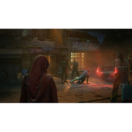 PS4 - Uncharted: The Lost Legacy