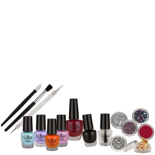 Cool Girl - Set de Uñas Deluxe