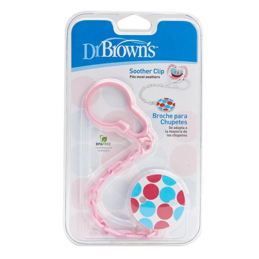 Dr. Brown's - Broche para Chupetes (varios colores)