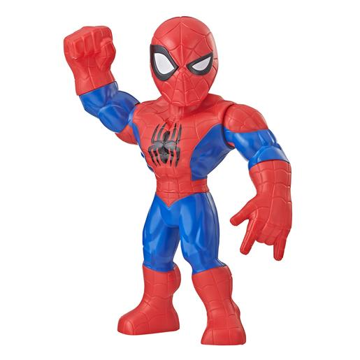 Spider-Man - Figura Super Hero Aventures Mega Mighties