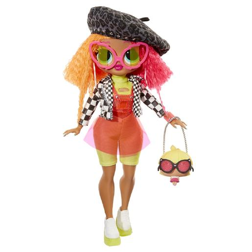 LOL Surprise - Neonlicious Muñeca Fashion OMG