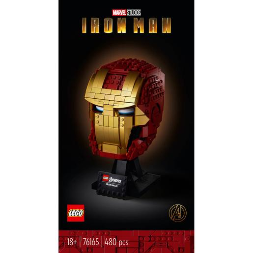 LEGO Superhéroes - Casco de Iron Man - 76165
