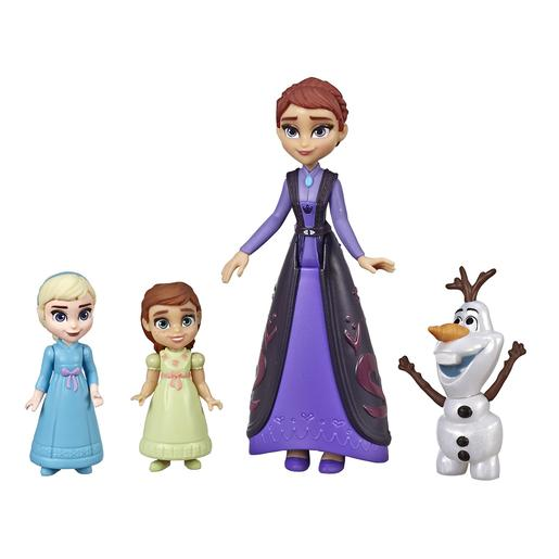 Frozen - Escena Familiar - Minimuñecos Frozen 2
