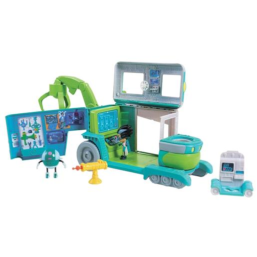 PJ Masks - Laboratorio de Romeo