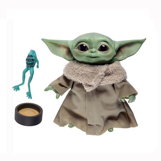Star Wars - Baby Yoda The Child - Pack Peluche 19 cm con Sonidos