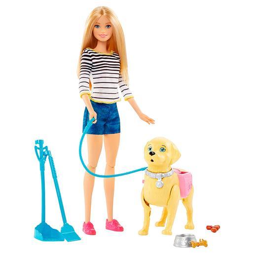 Barbie - Barbie y Su Perrito Popó