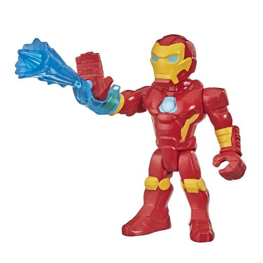Marvel - Figura Iron Man Super Hero Adventures