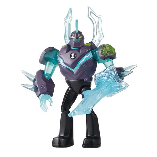 Ben 10 - Omni Enhanced Diamondhead - Figura Básica