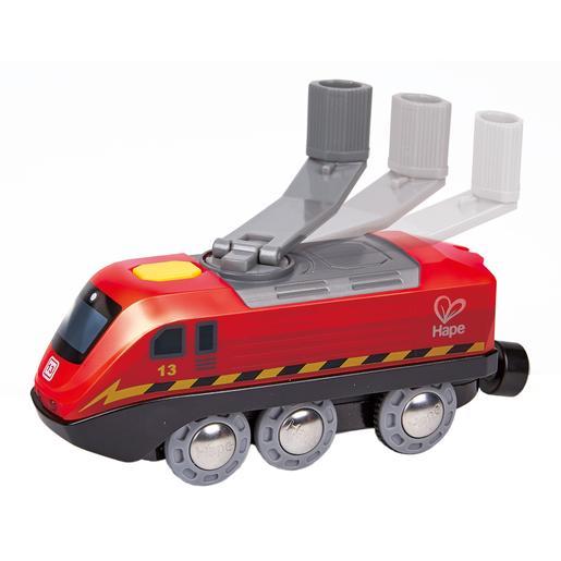 Hape - Tren Accionado por Manivela