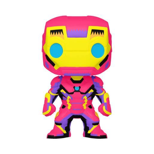 Marvel - Iron Man - Figura Funko POP Black Light