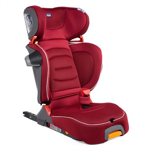 Chicco - Silla Coche Fold & Go i-Size Red Passion