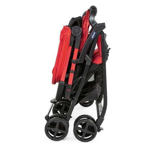 Chicco - Silla de Paseo gemelar Ohlalá Twin Paprika Chicco